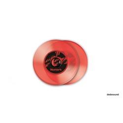 "Numark - Fire Red Vinyl 7"""