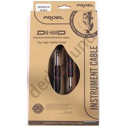 Proel Die Hard - Kabel instrumentalny DH10LU10