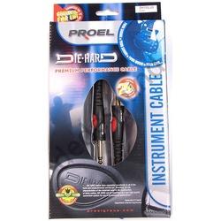 Proel Die Hard - Kabel instrumentalny DH100LU5