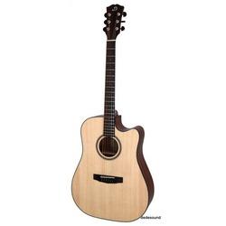 Dowina - DCE111S-LE Gitara elektro-akustyczna