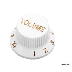 Tonny Parts - Gałka CK-01 White Volume