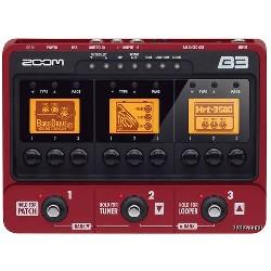 Zoom - B3 Efekt gitarowy