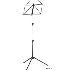 K&M - 100/1 Pulpit na nuty + Lampka LED