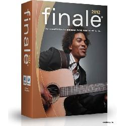 Finale 2012 - Licencja edukacyjna
