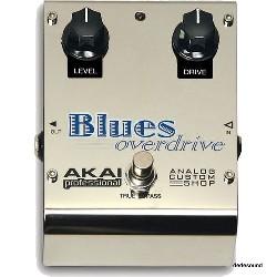 Akai - Blues Overdrive