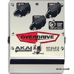Akai - Drive 3 Overdrive