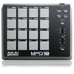 AKAI - MPD 18 Kontroler MIDI USB