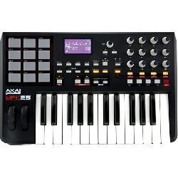 AKAI - MPK 25 Kontroler MIDI USB