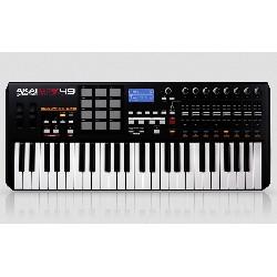 AKAI - MPK 49 Kontroler MIDI USB