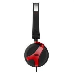 AKG - K518 DJ Red