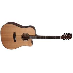 Dowina - DCE111CED-LE Gitara elektro-akustyczna