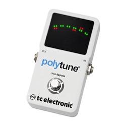 TC Electronic PolyTune 2 - tuner gitarowy
