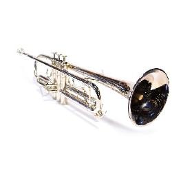 DixieLand - Trąbka Bb posrebrzana