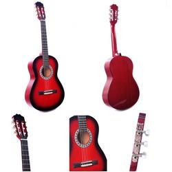 Alvera - ACG100 Gitara klasyczna 4/4 Redburst