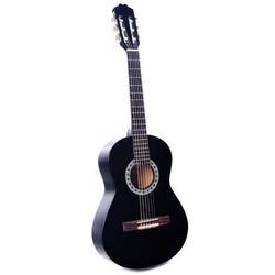 Alvera - ACG100 Black Gitara klasyczna 4/4