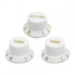 Tonny Parts - Gałka CK-02 White Tone