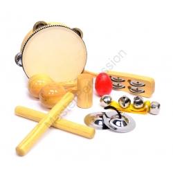 Master Percussion -  FCBR-9a Zestaw perkusjonaliów