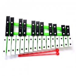 Marek - M05 Dzwonki chromatyczne Zielone
