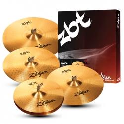 Zestaw talerzy perkusyjnych Zildjian ZBT 5 Box Set ZBTP390-A