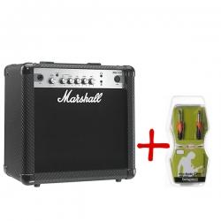 Marshall - MG15CF Combo gitarowe + Struny EXL110  Gratis!