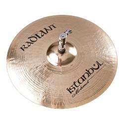 "Istanbul Mehmet Radiant Custom Rock Hi-hat 13"""