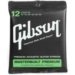 Gibson SAG MB12 (12-53) Masterbuilt Premium
